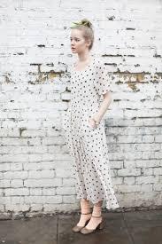 polka dot the whitepepper dresses