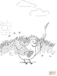 free online little red hen coloring pages 30 on free coloring book