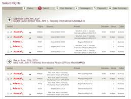 What Is United Airlines Baggage Fees by How To Book An Avianca Lifemiles Award