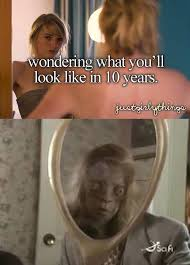 Mirror Meme - future in the mirror meme by katana991 on deviantart