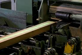 wood in file laser guided cutting of wood in woodmill jpg wikimedia commons