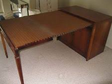 cabinet with pull out table pull out dining table amazing rare mid century modern vintage pull