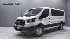 new 2018 ford transit passenger wagon xl full size passenger van