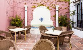 spanish courtyard designs pictures spanish courtyard the latest architectural digest home