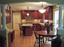 hardwood floor kitchen kitchen white cabinet with island and