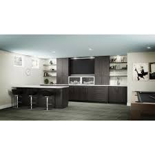home depot kitchen wall cabinets with glass doors hton bay designer series edgeley assembled 36x30x12 in