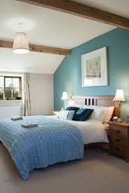 Dulux Feature Wall Matt Emulsion Paint Teal Tension L - Feature wall bedroom ideas