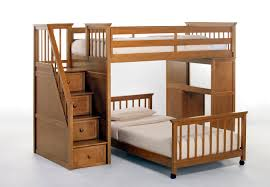 NE Kids Lower Stair Loft Bed - Ne kids bunk beds