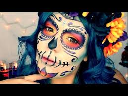 best 25 sugar skull makeup tutorial ideas on pinterest day of
