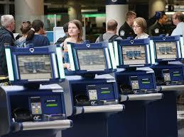Jfk Terminal 8 Map Do Self Service Kiosks At Airport Customs Actually Save Time
