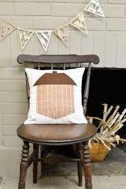 Fall Outdoor Pillows by Acorn Quilt Block Hey Let U0027s Make Stuff