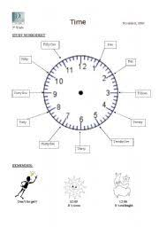 what time is it spanish