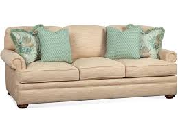 Track Arm Sofa Braxton Culler Living Room Kensington Track Arm Boxed Back Pillow