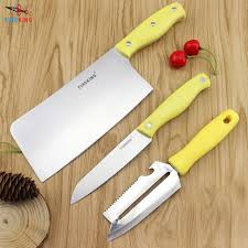popular stainless knife set buy cheap stainless knife set lots