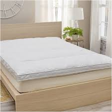 bedroom fabulous pillow top mattress topper new best king size
