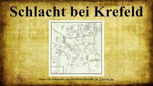 Atu Bad Mergentheim Schlacht Bei Krefeld Youtube