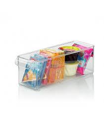 boites de rangement cuisine boîte de rangement pour réfrigérateur et placards de cuisine 30cm