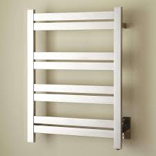decorating tremendous kudox almeria designer heated towel rail mm