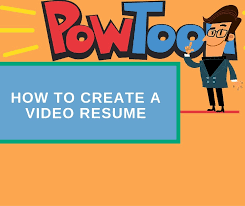 Video Resume Sample It Also Has Cv Writing Tips And Samples To Inspire And Help You