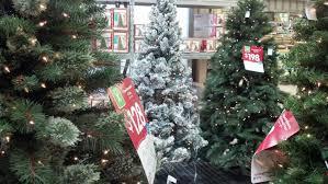 ft pre lit tree walmart artificial trees