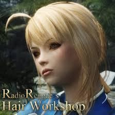 skyrim hdt hair steam workshop radioreggae s hair workshop