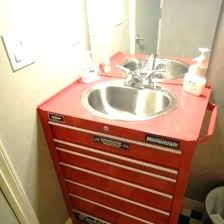garage bathroom ideas garage sink ideas garage bathroom ideas toolbox sink awesome shop