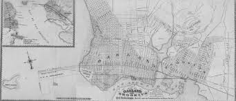 Oakland Ca Map Maps Of Oakland Ca Large Historic Maps For Sale 2017
