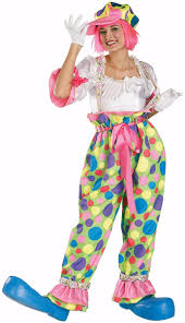 clown costumes spirit halloween clown costumes for women female clown costume women u0027s rental