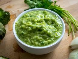 cuisine salsa avocado salsa verde