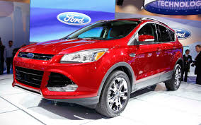 Ford Escape Fuel Economy - 2013 ford escape first look motor trend