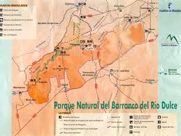 Tumbleweed Park Map Sigüenza Travel Tools