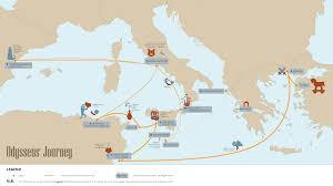 odyssey map file odysseus journey svg wikimedia commons