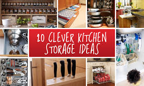Kitchen Shelf Organization Ideas Kitchen Organization Ideas 20 Clever Ways Of Doing It