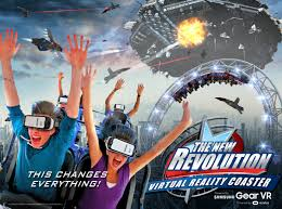 Six Flags Over Texas Season Pass Coupons Six Flags Over Texas Opens The New Revolution Virtual Reality