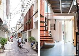 27 sq m row house project in vietnam home renovation