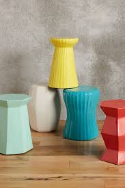 Cool Side Tables Lacquered Bead Side Table Anthropologie