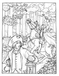 the legend of sleepy hollow coloring page by thebrassglass on