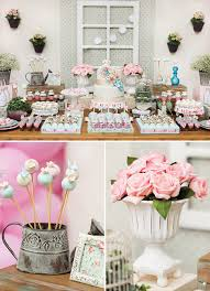 a whimsical u0026 girly garden birthday party hostess with the mostess