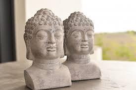 Buddha Deko Wohnzimmer Buddha Kopf Deko Und Mehr Von Wohnkultur