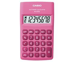 travel calculator images Hl 815l pk practical calculators battery operated travel