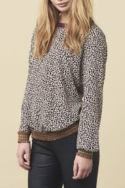lollys laundry lollys laundry leopard top from netherlands by the outside
