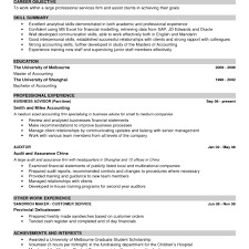 sample of resume title resume cv cover letter good resume with