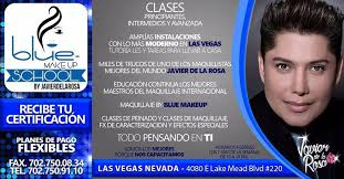 las vegas makeup school blue make up school home