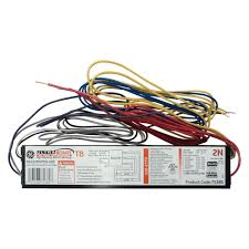 T5 Ho Bulbs Home Depot by Ge 120 To 277 Volt Electronic Dimming Ballast For 2 Or 1 Lamp T8