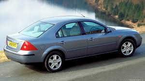 2002 ford mondeo specs and photos strongauto