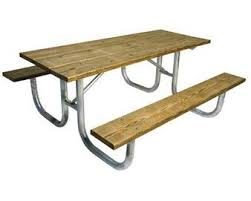 top 25 best wooden picnic tables ideas on pinterest kids wooden