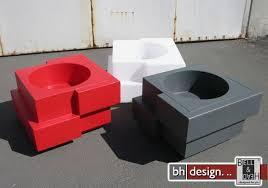 design blumentopf cubic yo designer blumentopf powered by bell preiswerte