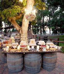 Wedding Garden Decor Wine Barrel Wedding Decor Weddings By Lilly