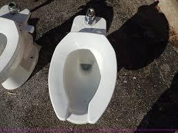 Eljer Urinal 5 Eljer Preschool Toilets Item Bc9881 Sold February 3