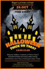customizable design templates for kids halloween postermywall